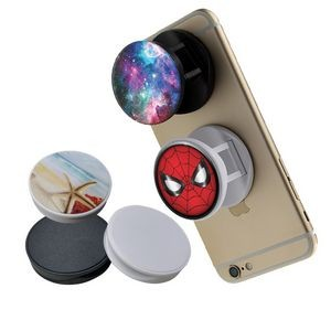 Round Collapsible Cell Phone Holder Stand